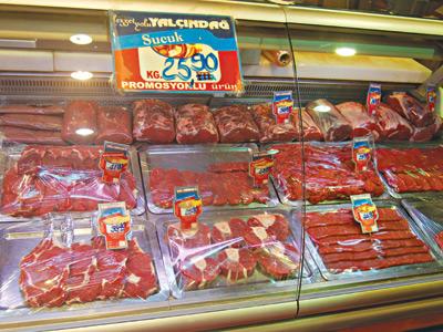 La viande rouge nouveau produit de luxe aujourd 39 hui - Quantite de viande par personne par jour ...