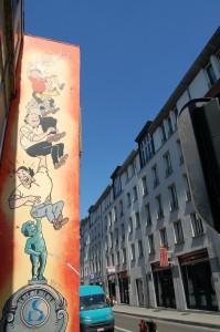 Freque Tintin Bruxelles