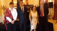 Lundi 18 novembre au Palais de France, le Consul général de France Muriel Domenach et son conjoint Olivier Bouquet organisaient une réception en l'honneur de leur arrivée récente à Istanbul, […]