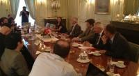 Hakkı Akil, le nouvel Ambassadeur de Turquie en France a rencontré le jeudi 17 avril Dr. Hüseyin Latif, le directeur de la publication d'Aujourd'hui la Turquie. «Nous allons travailler pour […]
