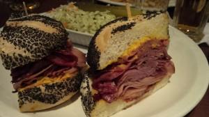 Reuben's Sandwich
