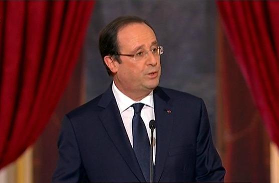 Conférence de presse de François Hollande du 14 janvier 2014