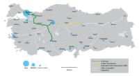 Sans cesse décalée depuis février 2014, l'ouverture de la ligne ferroviaire Ankara Istanbul devrait enfin voir le jour le 25 juillet 2014, alors que deux accidents se sont produits sur […]