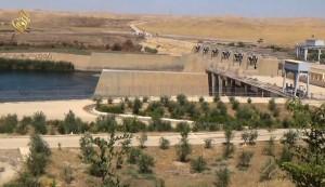 Barrage de Mossoul