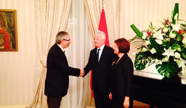 Le 91ème anniversaire de la République turque a été célébré hier soir à l'ambassade de Turquie à Paris en la présence de très nombreux invités de marque. L'ambassadeur de Turquie […]