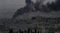 Face aux chars et aux fantassins djihadistes de l'EI déferlant sur Kobané, les résistants kurdes du PYD maintiennent leurs efforts depuis maintenant plus d'un mois. Le drapeau noir des hommes […]