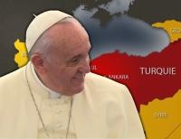 pape Francois turquie