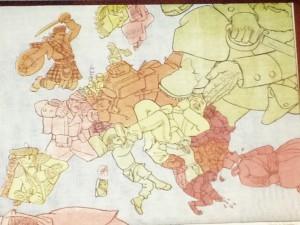 Carte de guerre