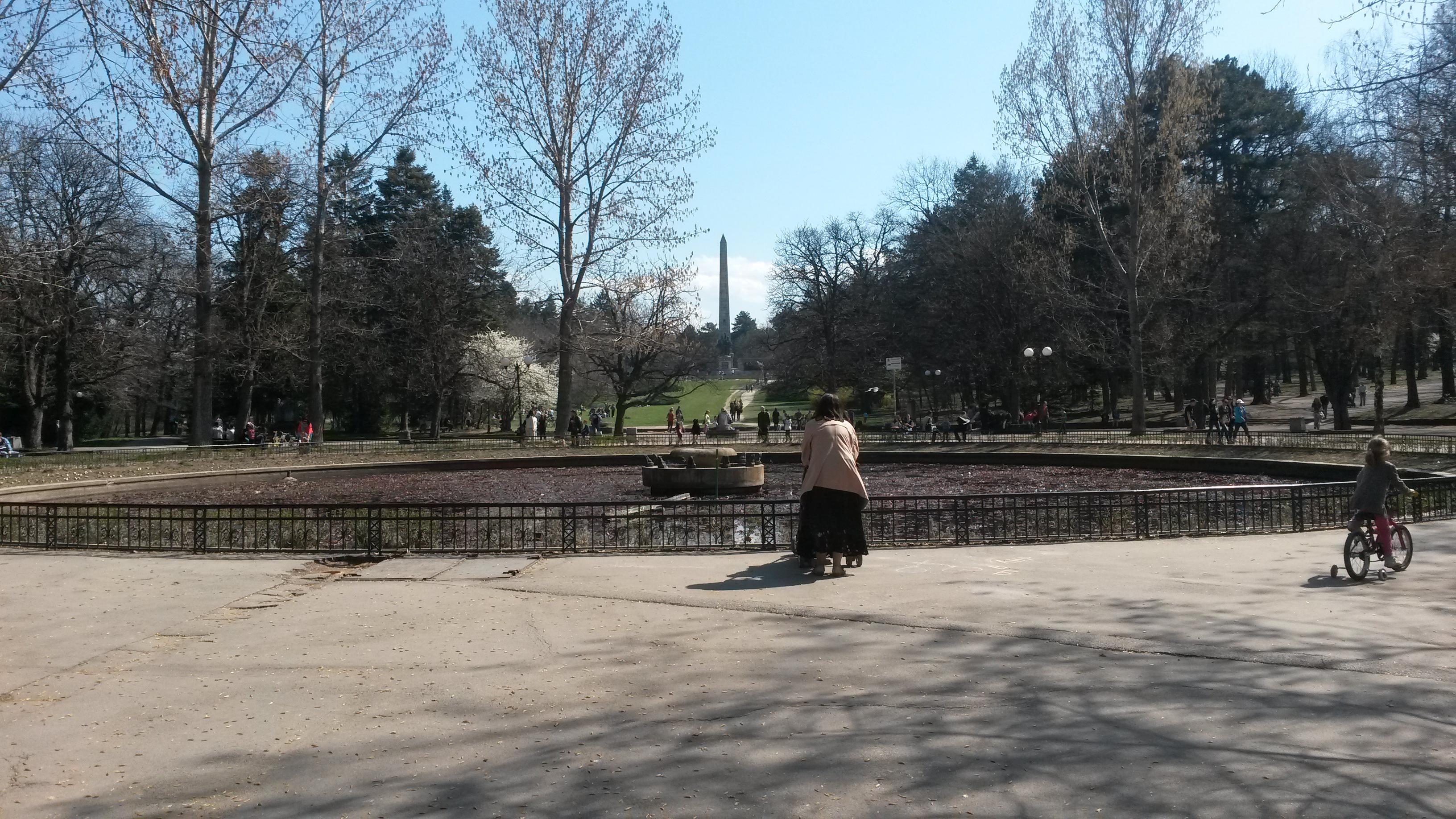 Sofia une capitale pleine de surprises aux influences de for Tous aux jardins