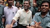 Arrêté dimanche dernier pour suspicion de terrorisme et de corruption, l'ancien président de l'archipel, Mohamed Nasheed, est actuellement jugé au tribunal de la capitale Malé. Durant toute la journée d'hier, […]