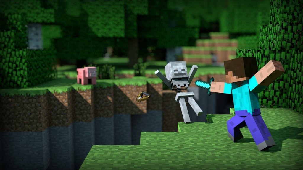 minecraft_fighting