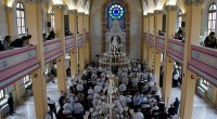 Jeudi dernier a eu lieu l'inauguration de la synagogue ottomane d'Edirne, qui n'avait plus servi depuis plus de trente ans et dont la reconstruction avait commencé il y a cinq […]