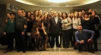 Fondée en 2005 tout comme Aujourd'hui la Turquie, la troupe de théâtre Öteki Hayatlar (Les Autres Vies) célèbre son dixième anniversaire avec sa nouvelle pièce : 10. Nous sommes allés […]