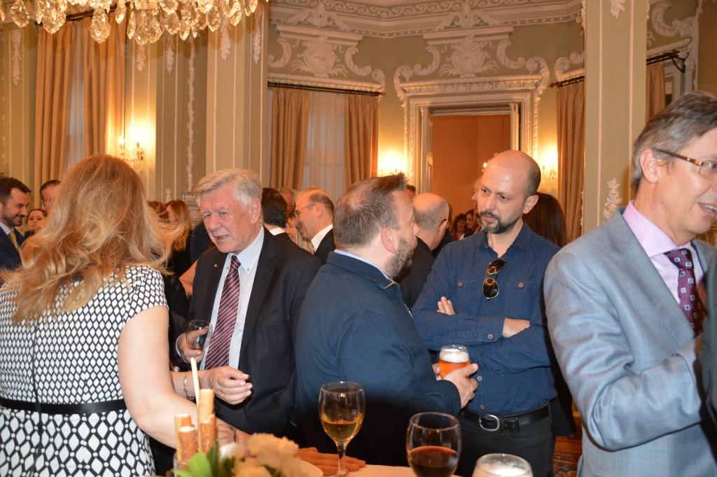 Turquie belgique une mission commerciale et une remise for Commerce exterieur belgique