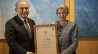 Kadir Topbaş, l'actuel maire d'Istanbul était hier, mercredi 8 avril, à Paris pour y visiter l'UNESCO à l'occasion du 70ème anniversaire de l'organisation qui coïncidait avec le 30ème anniversaire de […]
