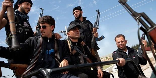 rebelles-syriens