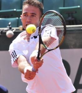 Marsel Ilhan Roland Garros 2015