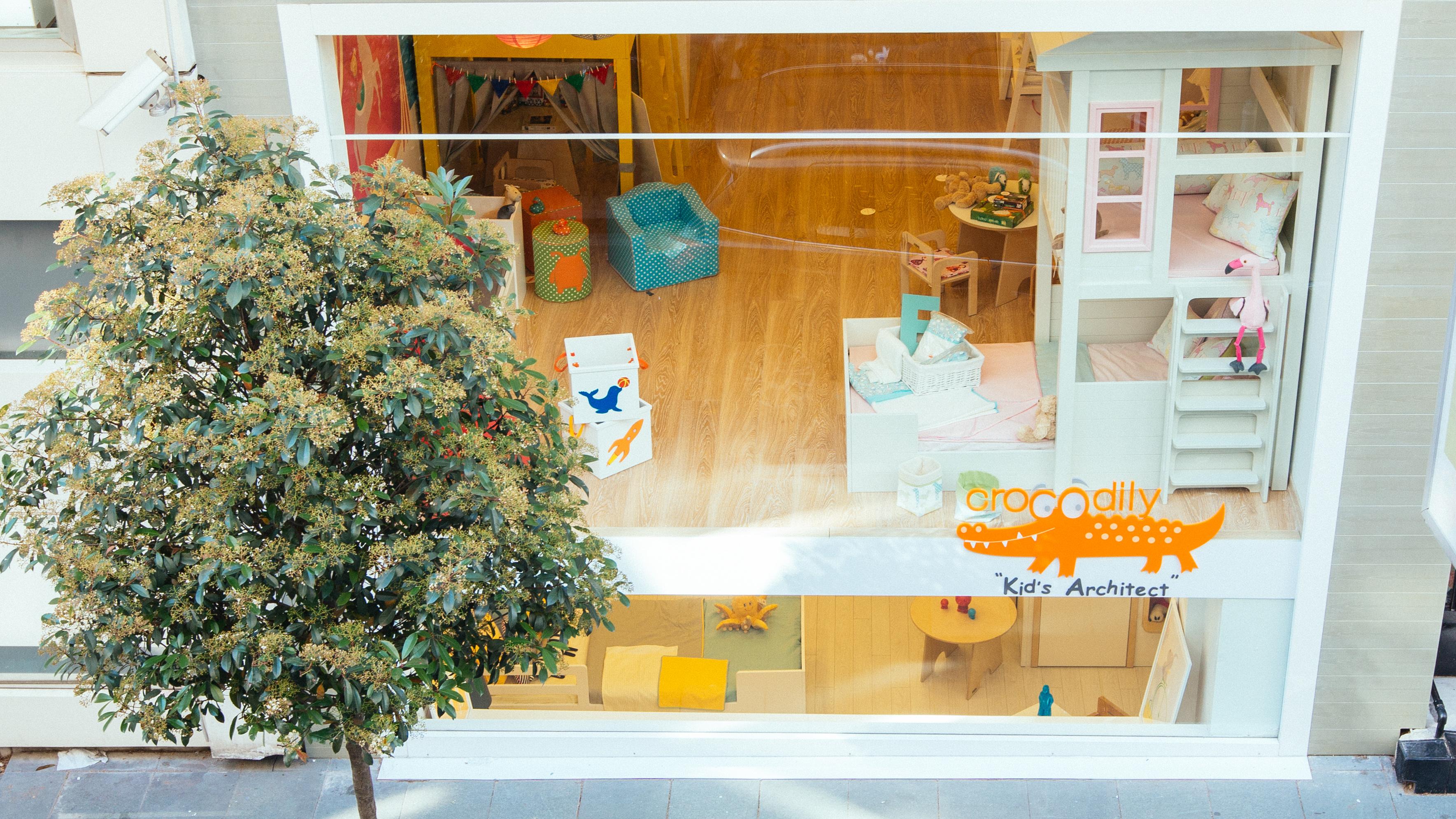 la boutique de meubles pour enfants crocodily a ouvert ses. Black Bedroom Furniture Sets. Home Design Ideas
