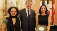 Le mardi 26 mai s'est tenue la remise du Prix littéraire Notre Dame de Sion. La cérémonie, qui avait lieu au Palais de France, a consacré la lauréate du Prix […]