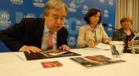 Le Haut-Commissariat aux Réfugiés des Nations unies a présenté aujourd'hui son rapport annuel à la presse internationale, à Istanbul. Antonio Guterres, Haut commissaire de l'organisation, a évoqué l'émergence d'une ère […]