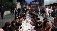A Taksim, des centaines de personnes se sont réunis le 18 juin sur la grande rue Istiklal, pour partager un iftar, le repas de rupture du jeûne, à l'occasion du […]