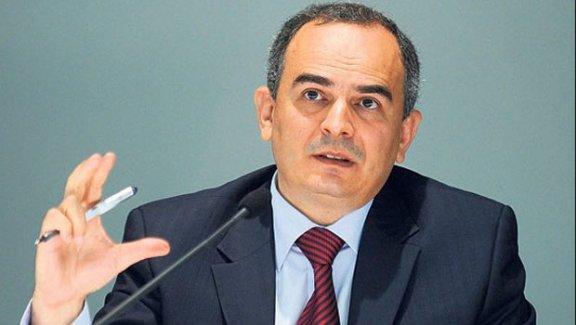 Erdem Başçı, gouverneur de la Banque centrale turque.