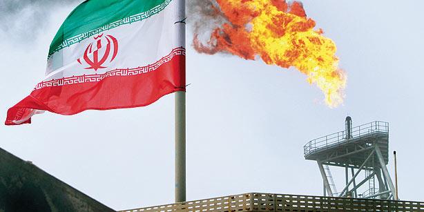 Pétrole-iranien