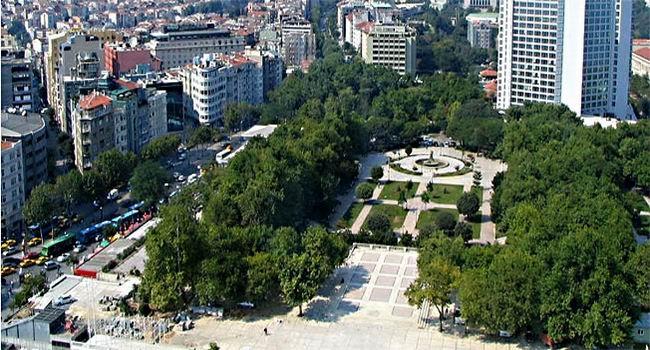 Parc-Gezi