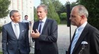 L'ambassadeur de France en Turquie, S.E. Laurent Bili, a remis les insignes de Chevalier de l'ordre national du mérite à Monsieur Nicolas de Magnienville, lors d'une cérémonie officielle à la […]