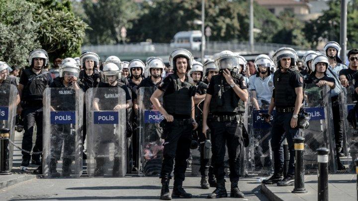 Turquie-Police-