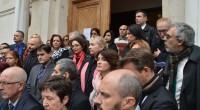 Des dizainesde personnes se sont donné rendez-vous lundi en milieu de journée sur le perron du Consulat général de France sur l'avenue Istiklal, afin de rendre hommage aux victimes des […]