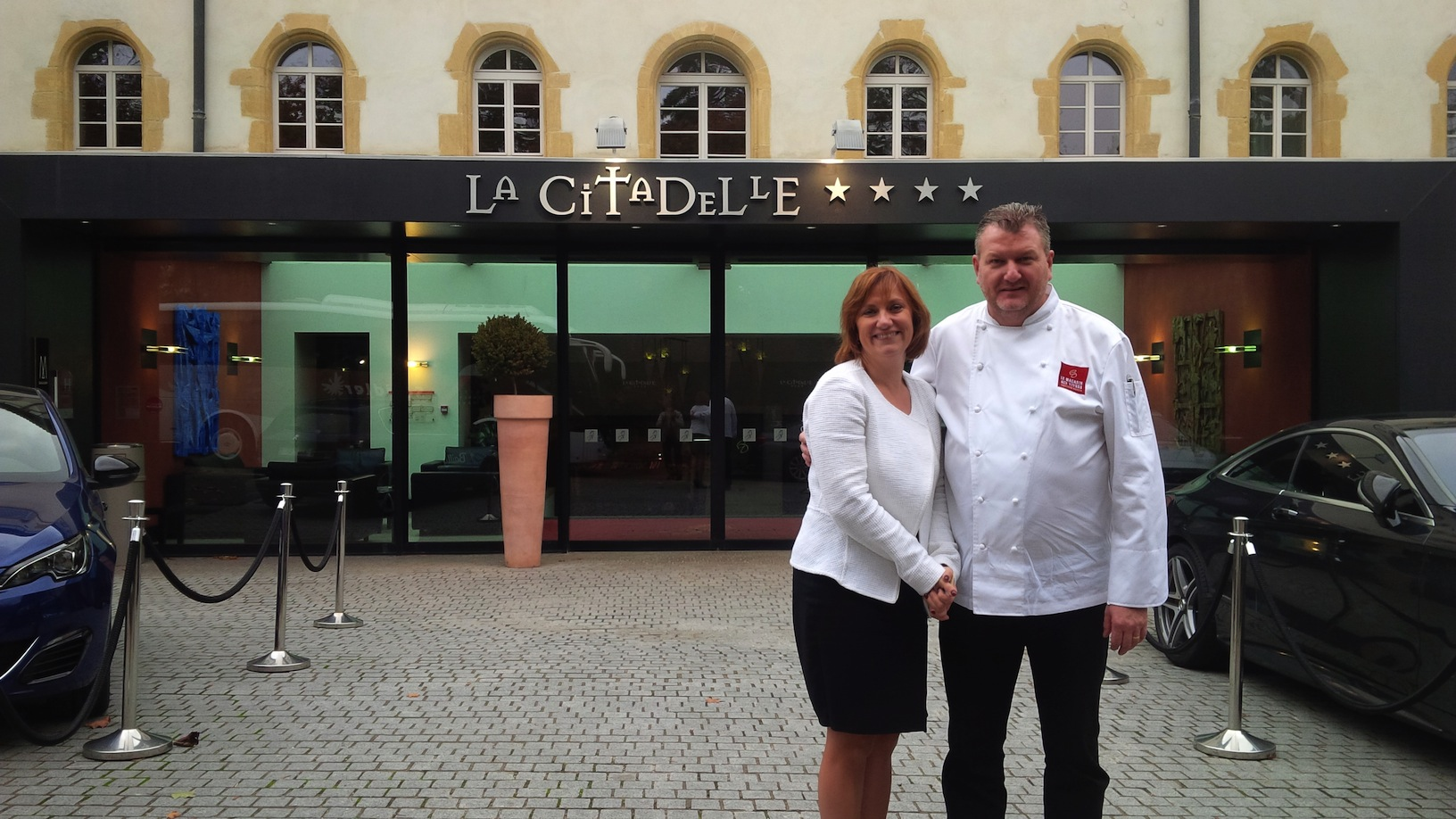 Restaurant Metz Etoile Michelin