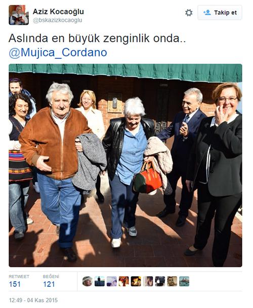 Istanbul Accueille Le President Le Plus Pauvre Du Monde