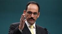 Lors d'une conférence de presse, mercredi, le porte-parole de la présidence İbrahim Kalın a affirmé que la question du changement de la Constitution, évoquée depuis quelques temps par Recep Tayyip […]