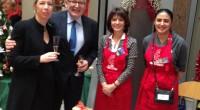 Le Bazar de Noël annuel de l'association Femmes d'Europe a eu lieu le 27 novembre à Bruxelles. Le stand de la Turquie, organisé par Mme Serap Yenel, épouse de S.E. […]
