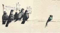 Retrouvez les œuvres de Banksy à la galerie Global Karaköy d'Istanbul, du 14 janvier au 29 février, avec l'exposition «L'art de Banksy». Une sélection de 100 travaux du street artiste, […]