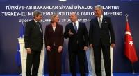 La délégation européenne arrivée ce weekend tenait aujourd'hui une conférence ministérielle conjointe avec des représentants turcs à Ankara. Au programme des discussions: la crise migratoire et le processus d'adhésion de […]