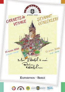 Benim İstanbul'um - Mon Istanbul à moi