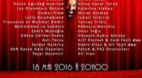 Comédiens turcs, artistes français et grecs se réunissent sur scène pour un grand festival de culture et d'art.