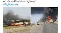 Dimanche dernier, une violente explosion a eu lieu après que deux autobus soient entrés en collision avec un réservoir à carburant dans la province afghane de Ghazni, faisant 73 morts […]