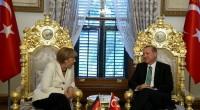 Le président Erdoğan a averti Merkel deux jours avant le vote d'une résolution reconnaissant le génocide arménien au Parlement allemand.