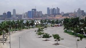 Luanda, capitale de l'Angola