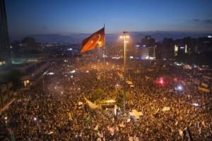 manifestation place Taksim 2013