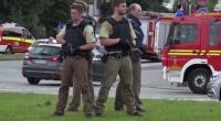 Vendredi 22 au soir a éclaté une fusillade à Munich, ville du sud de l'Allemagne, dans le centre commercial de l'Olympia-Einkaufszentrum, faisant 10 morts et 16 blessés.