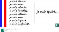 Sur les réseaux sociaux, les Internautes ont déclaré leur peine et leur tristesse après les attentats de Nice. Je suis Nice,mais surtout Je suis épuisé…