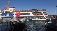 Ils étaient 1541, de 49 nationalités différentes, à se rendre de l'Asie vers l'Europe par la nage, ce dimanche matin, pour la 28e édition de la Samsung Bosphorus Cross-Continental Swimming […]