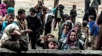 Les 200 000 habitants de la ville contrôlée par les rebelles voient leurs conditions se dégrader depuis la fermeture de la route du Castello, leur dernier axe d'approvisionnement. Coupés du […]