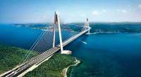 Le Président turc,Recep Tayyip Erdoğan, inaugure aujourd'hui le troisième pont sur le Bosphore. Réalisé par le français, Michel Virlogeux, ce pont spectaculaire participera au rayonnement mondial deLa Sublime Porte.