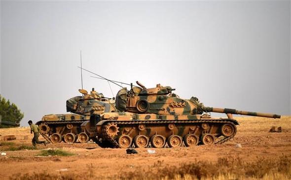 Türk tanklari