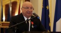 Sadi Şener, le PDG de TAV reçoit les insignes de chevalier de la Légion d'honneur de la main de Charles Fries, l'ambassadeur de la France en Turquie, lors d'une cérémonie […]